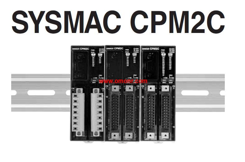 CPM2C-32CDTC-D Catalog / Manual / Instructions / Software download