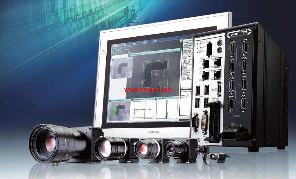 FH-3050-10 Catalog / Manual / Instructions / Software download - OMRON